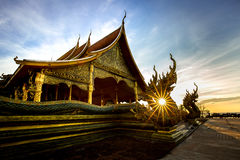 Thai Temple Royalty Free Stock Photography