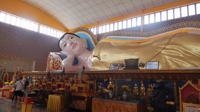 Thai Temple, Penang, Malaysia stock video