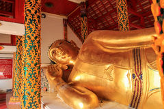 Thai Temple (Phra-None) Royalty Free Stock Photography