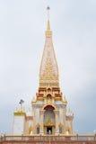Thai temple at Phuket, Thailand Stock Photo