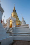 Thai Temple Qing Maisong De Tallinn Royalty Free Stock Image