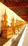 Thai Temple in Roi Et province Royalty Free Stock Photography