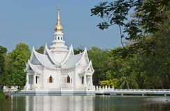 Thai temple style architectur Stock Image