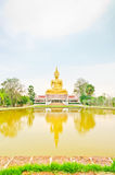 Thai temple style Royalty Free Stock Image