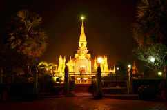 Thai temple style Stock Images