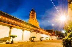 Thai temple style Stock Image
