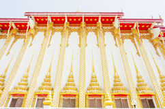Thai temple style in Khon Kaen Thailand Royalty Free Stock Image