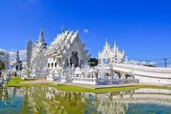 Thai temple Thailand. Thai temple Wat Rong Khun,Chiangrai, Thailand Royalty Free Stock Photos