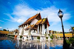 Thai temple Stock Images