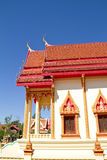 Thai Temple, Wat Dampra Royalty Free Stock Image