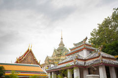 Thai Temple Wat Pho in Bangkok Royalty Free Stock Image