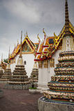 Thai Temple Wat Pho in Bangkok Stock Image