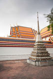 Thai Temple Wat Pho in Bangkok Stock Photography