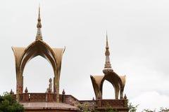 Wat Phra That Pha Son Kaew, Phetchabun, Thailand. Thai temple, Wat Phra That Pha Son Kaew, Phetchabun, Thailand royalty free stock photos