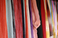 Thai Textile Stock Photography