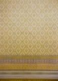 Thai texture 03 Royalty Free Stock Image