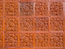 Thai Texture pattern tile Royalty Free Stock Photography