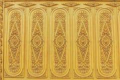 Thai textured. Pattern decorative art of lanna thai Stock Photo