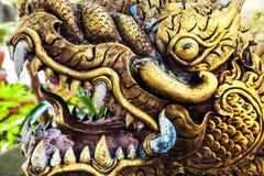 Thai Thailand för Buddhawat tempel Royaltyfria Foton