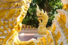 Thai Thailand för Buddhawat tempel Arkivfoton