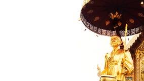 Thai Thailand för Buddhawat tempel Royaltyfri Fotografi