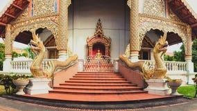 Thai Thailand för Buddhawat tempel Royaltyfria Bilder