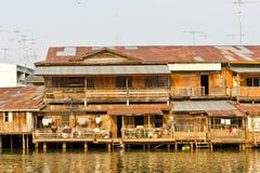 thai thailand för husstil strand Arkivbilder