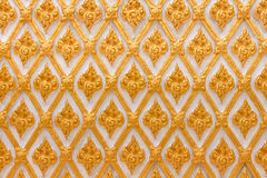Thai Tiling Pattern Royalty Free Stock Image