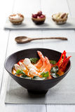 Thai Tom Yum Soup Stock Image