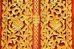 Free Thai Tradition Style Buddhist Church Door Royalty Free Stock Photo - 8937105