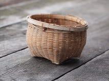 Thai traditional basket Stock Photo