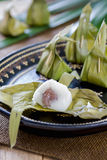 Thai traditional dessert Royalty Free Stock Photos