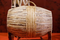 Thai Traditional Drum Stock Image