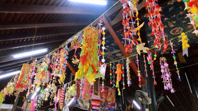 Thai traditional Esarn, Isaan style decoration Stock Image