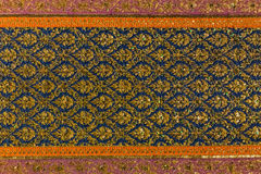 Thai Traditional  Fabric Royalty Free Stock Photo