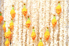 Thai traditional garland Royalty Free Stock Image