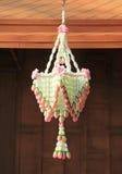 Thai traditional garland Stock Photos