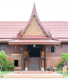 Thai traditional house Royalty Free Stock Image