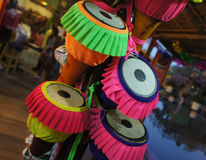 Thai traditional Long Drum Stock Image