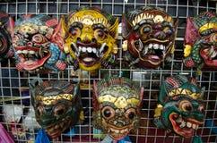 Thai traditional mask Royalty Free Stock Photos