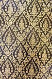 Thai traditional pattern Stock Photos