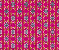 Thai traditional style art pattern Stock Images