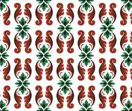 Thai traditional style art pattern Stock Photos