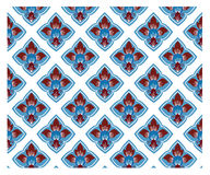 Thai traditional style art pattern Stock Photography