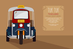 Thai traditional Taxi Thailand. Stock Photography