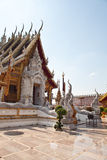 Thai traditional temple style Stock Image