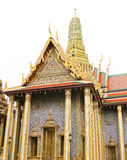 Thai traditional temple. Style image Royalty Free Stock Photos