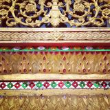 Thai traditional texture Royalty Free Stock Photos