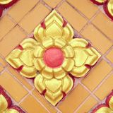 Thai traditional texture Royalty Free Stock Photography
