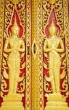 thai traditionell skogskännedom för stil Arkivfoton